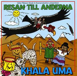 Khala Uma: Resan till Anderna
