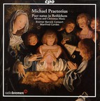 Praetorius: Advent and Christmas Music