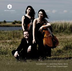 Tchaikovsky & Smetana: Piano Trios