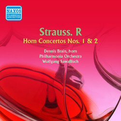 Strauss: Horn Concertos Nos. 1 and 2