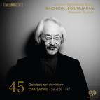 J.S. Bach – Cantatas, Vol.45