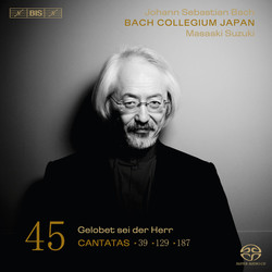 J.S. Bach  Cantatas, Vol.45