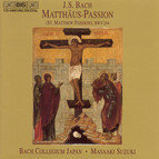 J.S. Bach - St. Matthew Passion (Matthus-Passion), BWV 244