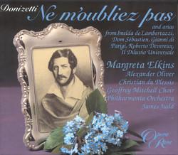 Donizetti, G.: Ne M'Oubliez Pas / Arias