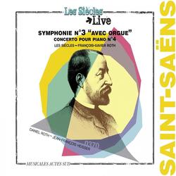 Saint-Saëns: Symphonie avec orgue