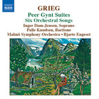 Grieg: Orchestral Music, Vol. 4: Peer Gynt Suites - Orchestral Songs