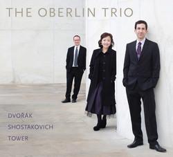 Dvořák, Shostakovich & Tower: Piano Trios