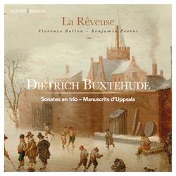 Dietrich Buxtehude: Sonates en trio – Manuscrits d'Uppsala