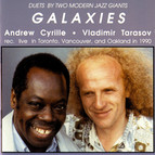 Cyrille, Andrew / Tarasov, Vladimir: Galaxies