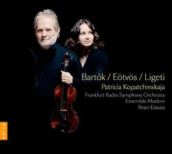Bartók - Eötvös - Ligeti