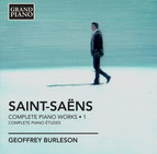 Saint-Sans: Complete Piano Works, Vol. 1