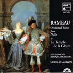 Rameau: Orchestral Suites from Naïs and Le temple de la gloire