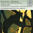 Poulenc: Sextet - Thuille: Sextet - Francaix: Sextet