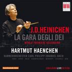 J.D. Heinichen: La Gara degli Dei