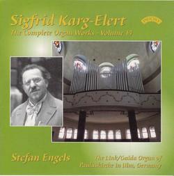 Karg-Elert: The Complete Organ Works, Vol. 14