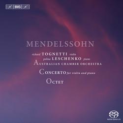 Mendelssohn – Double Concerto & Octet
