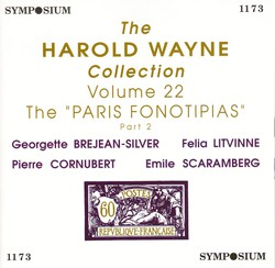 The Harold Wayne Collection, Vol. 22 (1904, 1905)
