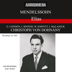 Mendelssohn: Elias (Recorded 1962) [Sung in German] [Live]
