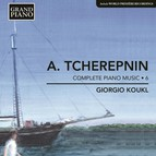 Tcherepnin: Piano Music, Vol. 6