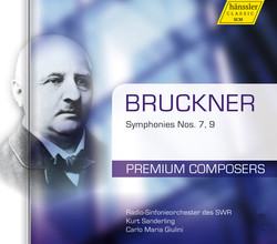 Bruckner: Symphonies Nos. 7 & 9