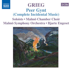 Grieg: Orchestral Music, Vol. 5: Peer Gynt (Complete Incidental Music) - Foran Sydens Kloster - Bergliot