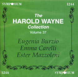 The Harold Wayne Collection, Vol. 37 (1906-1910)