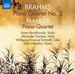 Brahms & Mahler: Piano Quartets