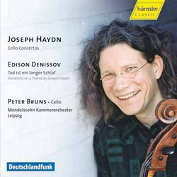 Joseph Haydn, Edison Denisov - Cello Concertos & Tod ist ein langer Schlaf