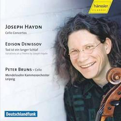 Joseph Haydn, Edison Denisov - Cello Concertos & Tod ist ein langer Schlaf
