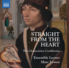 Straight from the Heart: The Chansonnier Cordiforme