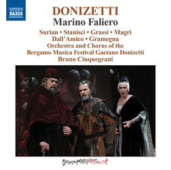 Donizetti: Marino Faliero (1835 version)