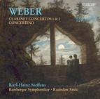 Weber: Clarinet Concertos Nos. 1 & 2 - Concertino