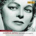 Martha Mdl: The Portrait of a Legend (1950-1982)