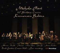 Petri, Michala: 50th Birthday Concert With Kremerata Baltica - Albinoni, T. / Chen, Yi / Mozart, W.A. / Rota, N. / Vassiliev, A. / Vivaldi, A.