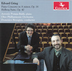 Grieg: Piano Concerto in A minor, Op. 16 - Holberg Suite, Op. 40
