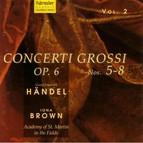 Georg Friedrich Händel - Concerti Grossi op. 6 Nos. 5-8