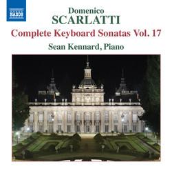 Scarlatti: Complete Keyboard Sonatas, Vol. 17