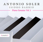 Soler: Piano Sonatas, Vol. 1