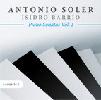 Soler: Piano Sonatas, Vol. 2