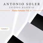 Soler: Piano Sonatas, Vol. 3