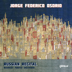 Russian Recital: Mussorgsky, Prokofiev & Shostakovich