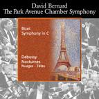 Bizet: Symphony in C - Debussy: Nocturnes