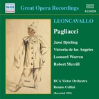 Leoncavallo: Pagliacci (Björling / Angeles) (1953)