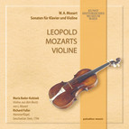 Leopold Mozarts Violine
