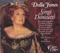 Jones, Della: Donizetti Arias