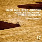 Bach, Bull, Byrd, Gibbons, Hassler, Pachelbel, Ritter & Strogers: Works for Harpsichord