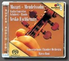 Mozart: Violin Concerto No. 5 / Mendelssohn: Violin Concerto in D Minor