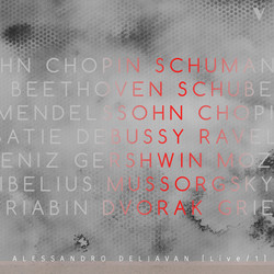Favourite Piano Music, Vol. 1 (Live)