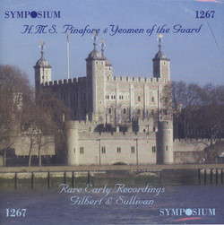 Rare Early Recordings Gilbert & Sullivan (1907)
