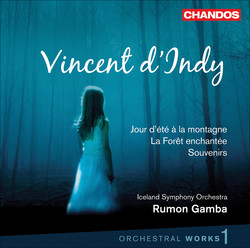d´Indy: Orchestral Works, Vol. 1